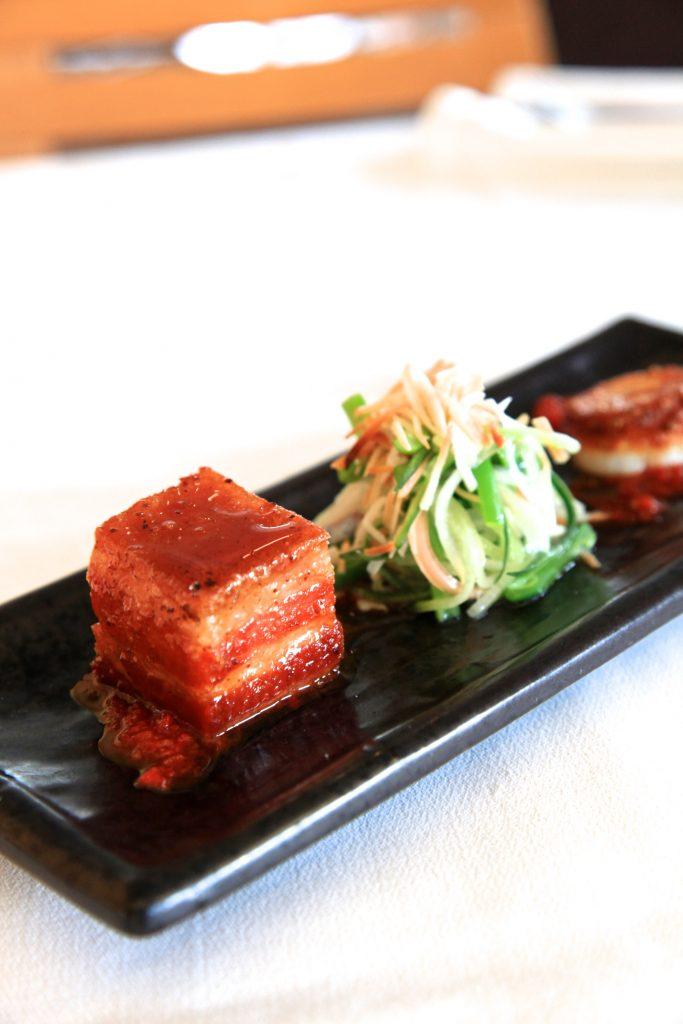 Sticky Pork