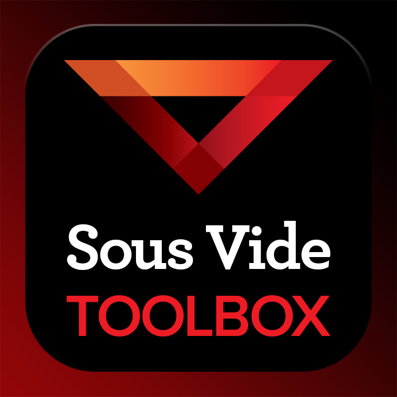 Polyscience Sous Vide Toolbox app has been updated!
