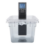 Sous Vide custom 18L cambro, Polyscience chef series lid