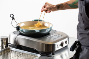 Control Freak induction cooktop