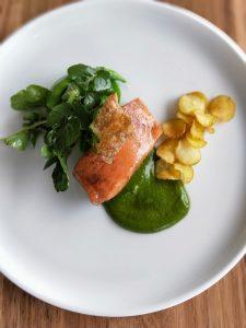 Sous Vide Salmon image