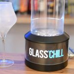 GlassChill with glass